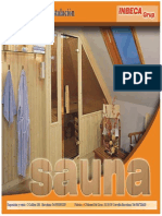 Manual Sauna