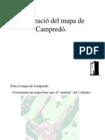 5.- Mapa de Campredó