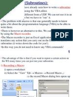 Part 2 VBA 2