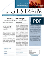 The Pulse of the World Issue 33