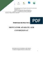 Montator Aparate Aer