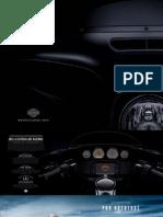 2014 Harley Davidson Motorcycle Catalog(Spanish)