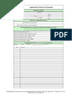 010203 Questionário Técnico de Tratamento