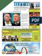 Meftih Newspaper March 2014