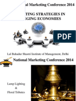 Marketing Conference 2014