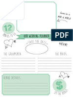 Wedding Planner 18 to 12 Months Before Layout 11