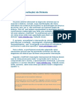 Diagnóstico de dislexia testes