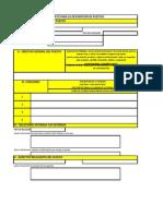 Descripcion formato editable