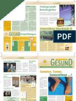 NaturGesund  Zeitung Juni 2008