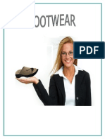 Footware production Mgt