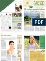 NaturGesund Zeitung März 2009