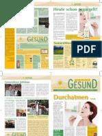 NaturGesund Zeitung Oktober 2008