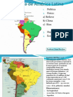 Geografía de América Latina 2