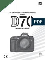Nikon D70 User manual