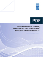 Undp Pme Handbook (2009) (1)