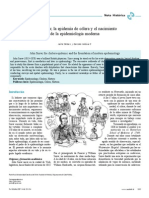 Snow y el nacimiento de la epidemiologia moderna.pdf
