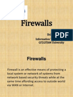 p Vl Firewalls