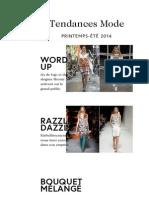 Dernières Tendances Mode 2013_2014 - Tendances automne _ hiver (Vogue