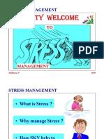 Sky Stress Management
