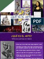 Qué es arte, Blackboard(Albert)(1)