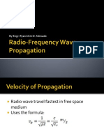 Radio-Frequency Wave Propagation