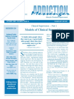 3.1-Models of Clinical Supervision