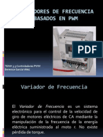 3_3Variadores de Frecuencia Basados en PWM