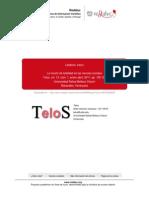 La Nocic3b3n de Totalidad en Las Ciencias Sociales