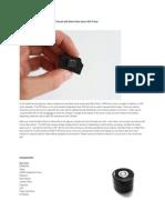 Making a Touch Sensor