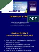 Cambios en el DSM 5 - Depresión
