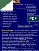 Bahan Fisk Diagnostik UMI 2009