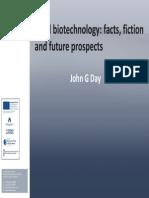 Algal Biotechnology