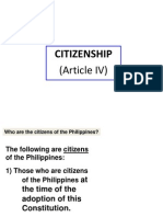 3 Citizenship
