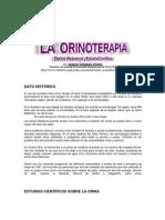 Joaquín Velázquez Alvarez - Orinoterapia. Historia y definición