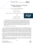 Journal of Voc Behavior
