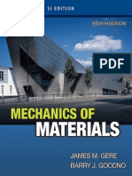 Strength of Materials by Good No