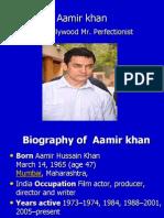 Aamir Khanppt