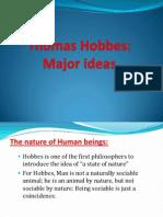 Hobbes major ideas.ppt