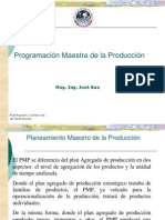 Clase10 PMP