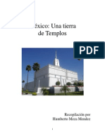 México, una tierra de templos