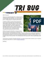 CTC Tri Bug 1st Quarter 2014