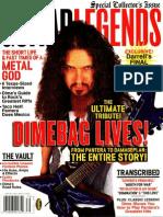 Guitar Legends - Dimebag Darrell