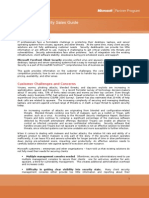 Forefront Client Security Partners Sales Guide