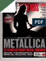 Guitar Legends - Metallica