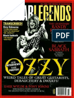 Guitar Legends - Ozzy