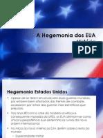 A Hegemonia dos EUA História 12
