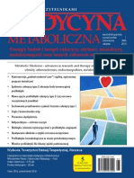 Medycyna Metaboliczna - 2014, tom XVIII, nr 1