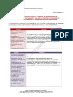 Modificaciones de  Normas de la Oefa, Minem y Osinergmin