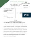 KSTU v. Aereo - Order Denying Emergency Motion for Stay