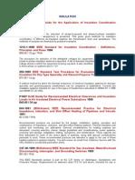 Lista de Normas IEEE